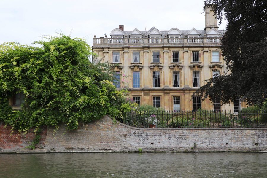 Clare College, Cambridge University, Cambridge, Punting Cambridge, Punting in Cambridge