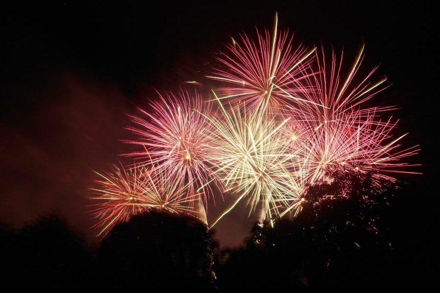 May Ball Fireworks, Punting Cambridge, Fireworks, Cambridge University