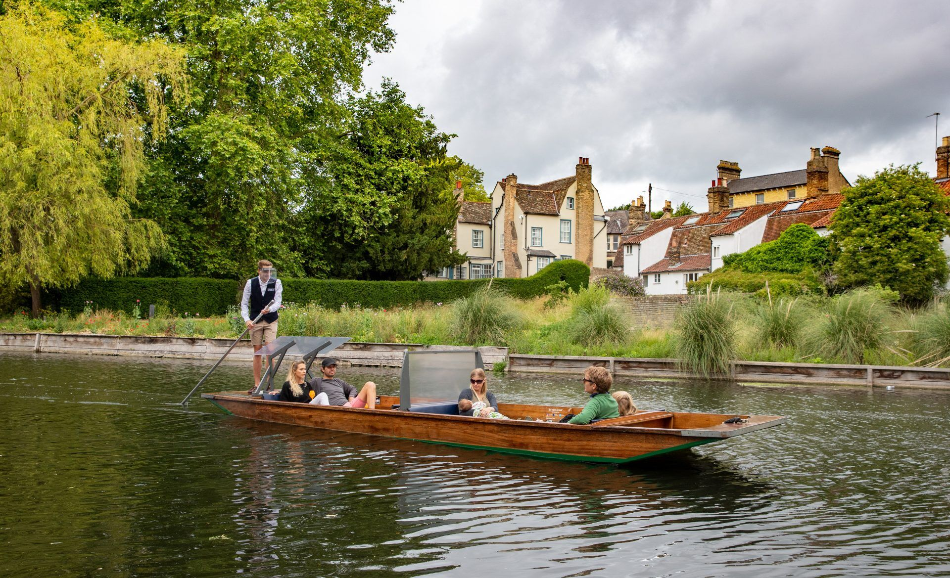 COVID-19, Punting Cambridge COVID-19 Punt Tours, Punting in Cambridge, Punting Cambridge