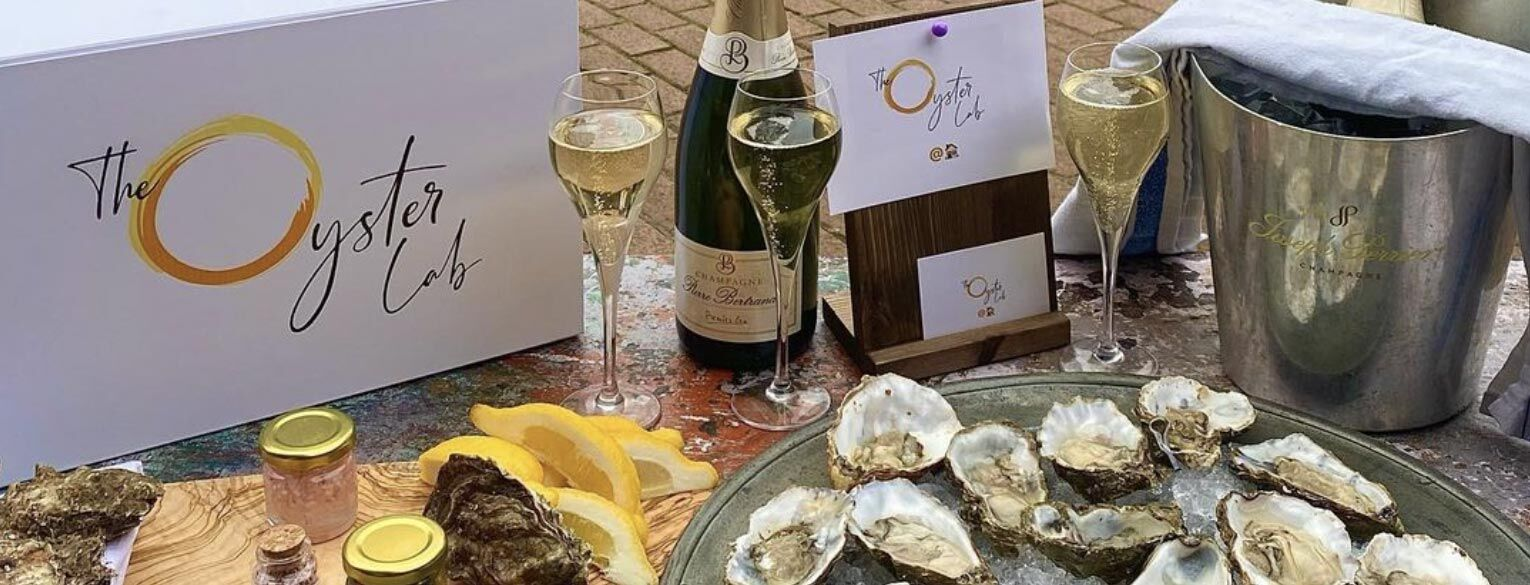 Café Foy team up with The Oyster Lab