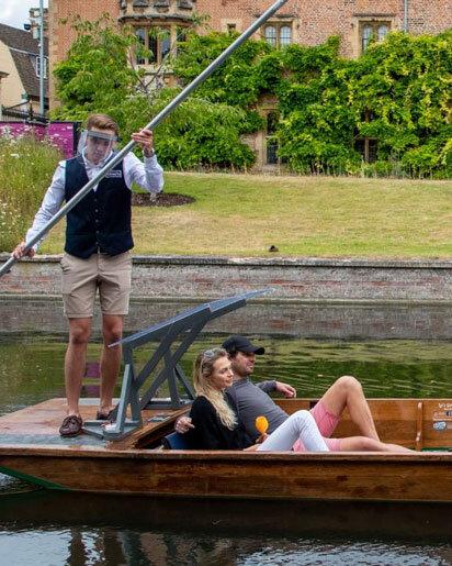 Shared Punting Cambridge, Cambridge Punting Tours, Distance Shared Tours, Punting in Cambridge, Chauffeured Punting Cambridge
