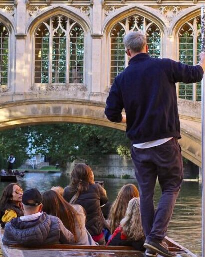 Large Group Punting, Punting in Cambridge, School punting in Cambridge, Punting for big groups, Cambridge Punt Tours, Cheap punting Cambridge