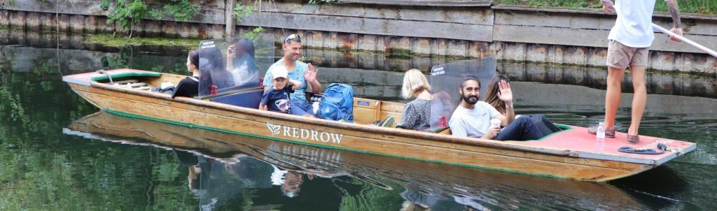 Distanced Shared Punting Tour