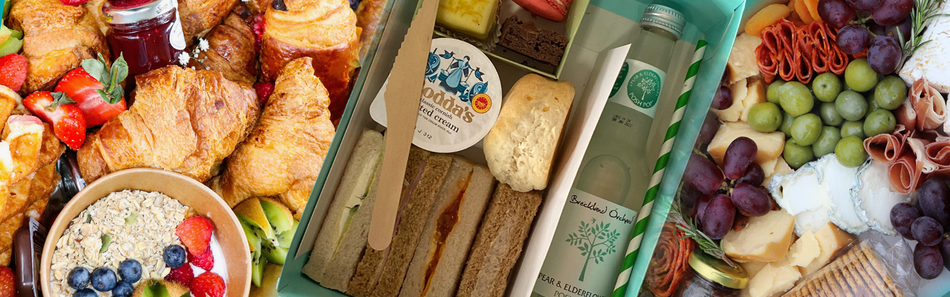 New All On Boards Picnic Boxes