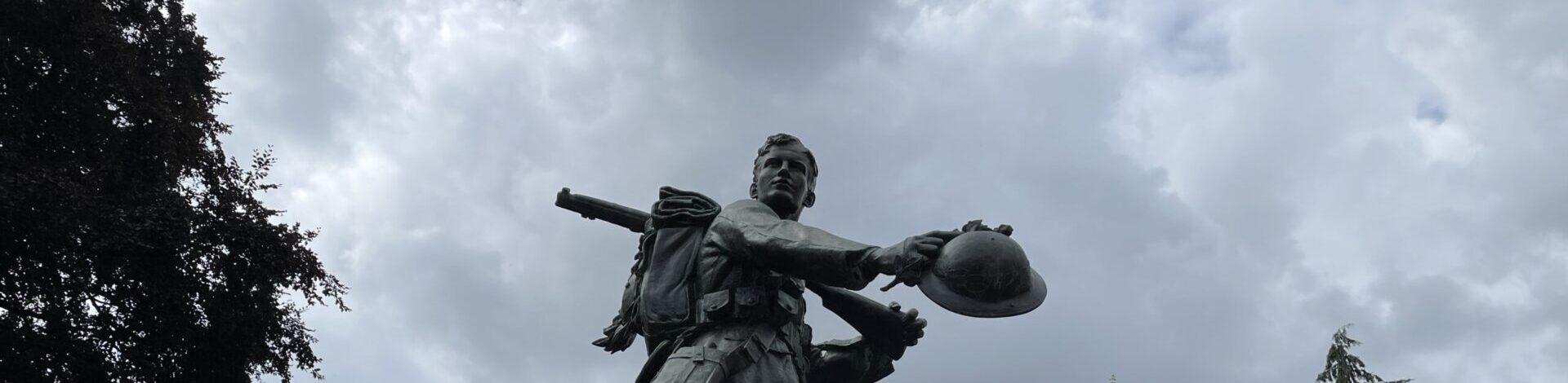 Cambridge Statues