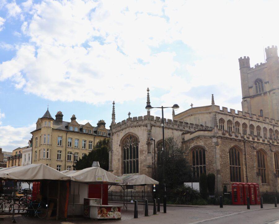 Visit Cambridge, Cambridge Tours, Cambridge City, University of Cambridge, Great St Mary's, Iconic sights of Cambridge